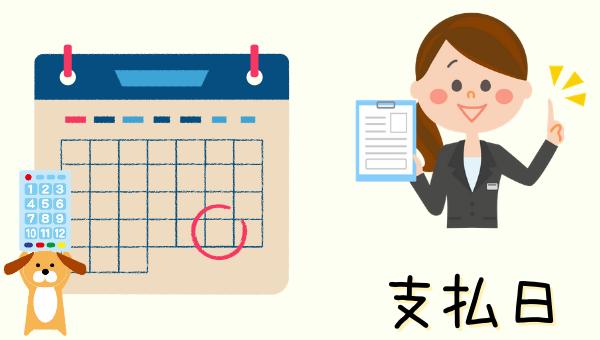 奈良電力の支払日